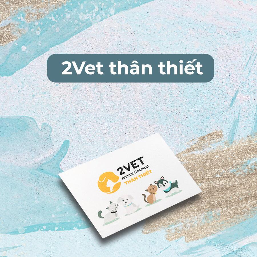 Thẻ 2Vet thân thiết