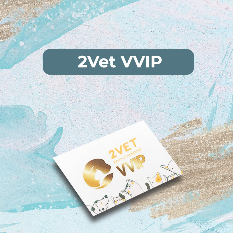 Thẻ 2Vet VVIP